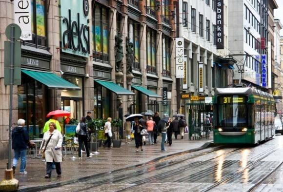 Разоблачение Финляндии