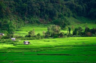 Таиланд - вдали от островов