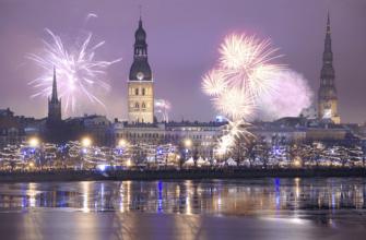 Рига - культурная столица Европы -2014