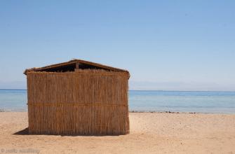 Новое в Египте: эко-кемпы на берегу Красного моря