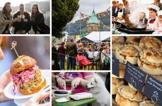 7 самых вкусных гастрономических фестивалей осени