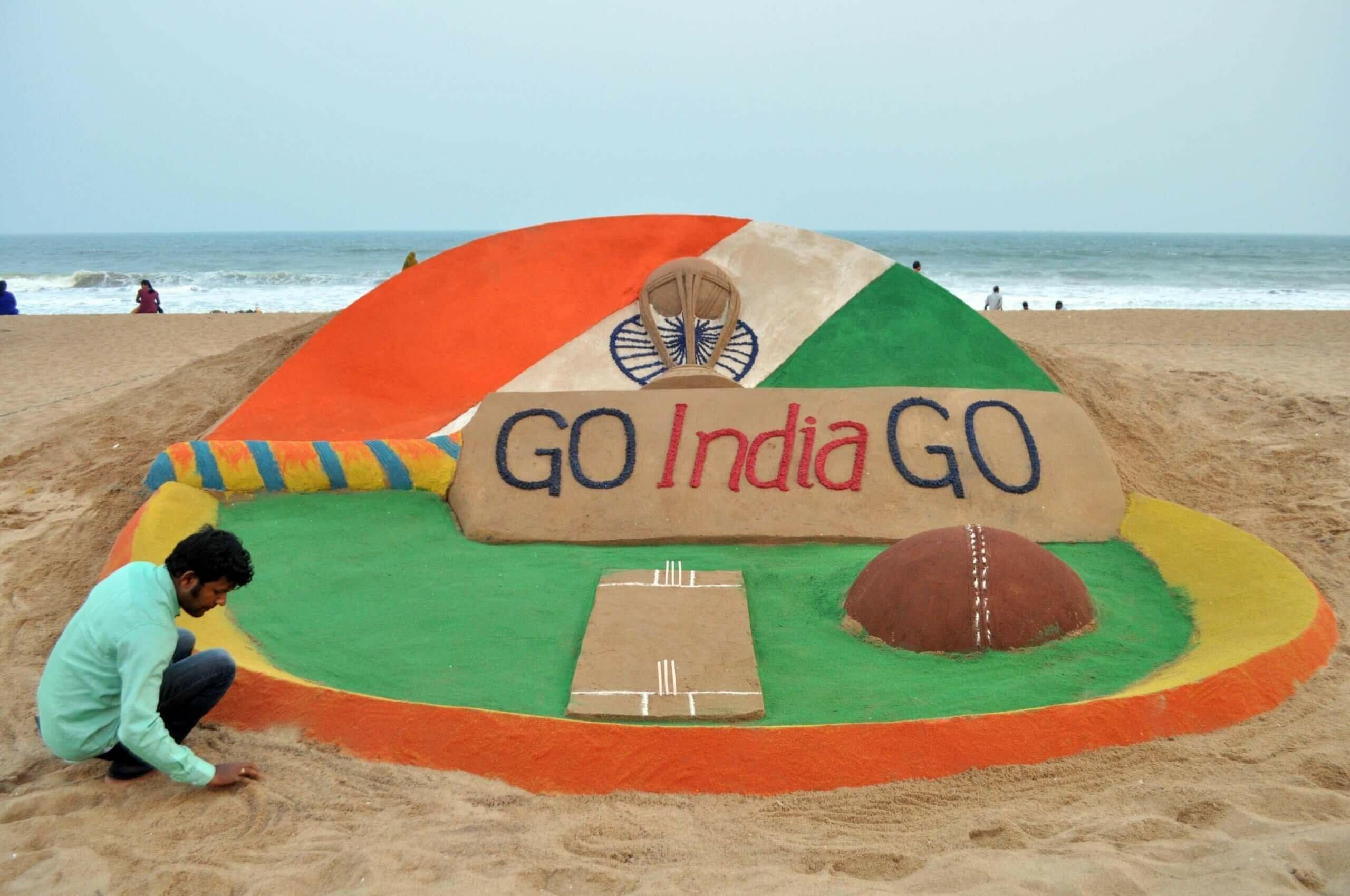 Go to India