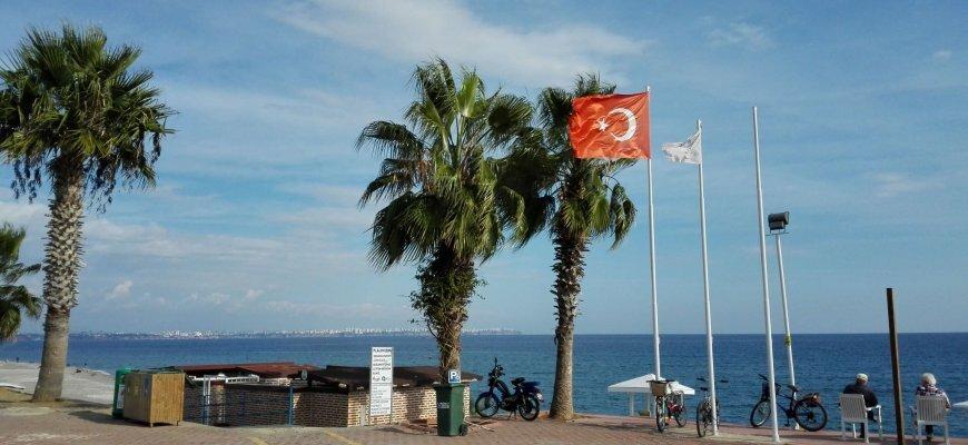 Осенняя Турция
