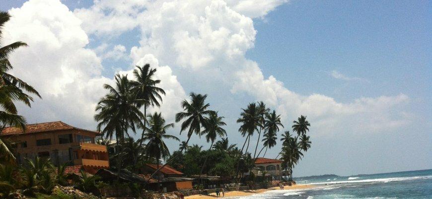 Красивые пляжи в Бали