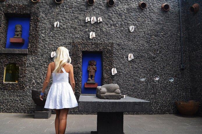 Музей Фриды Кало в Мехико