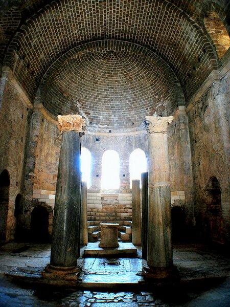 Церковь Николая Чудотворца в Турции