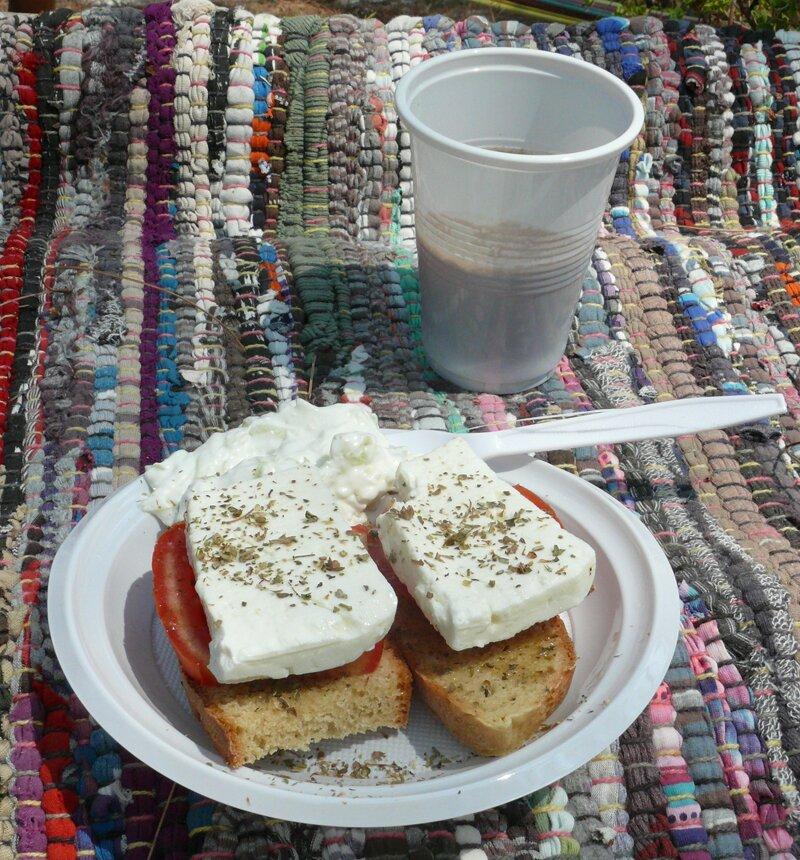 пикник по-гречески