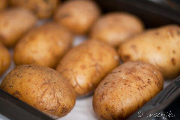 Картофельные ньокки по-итальянски