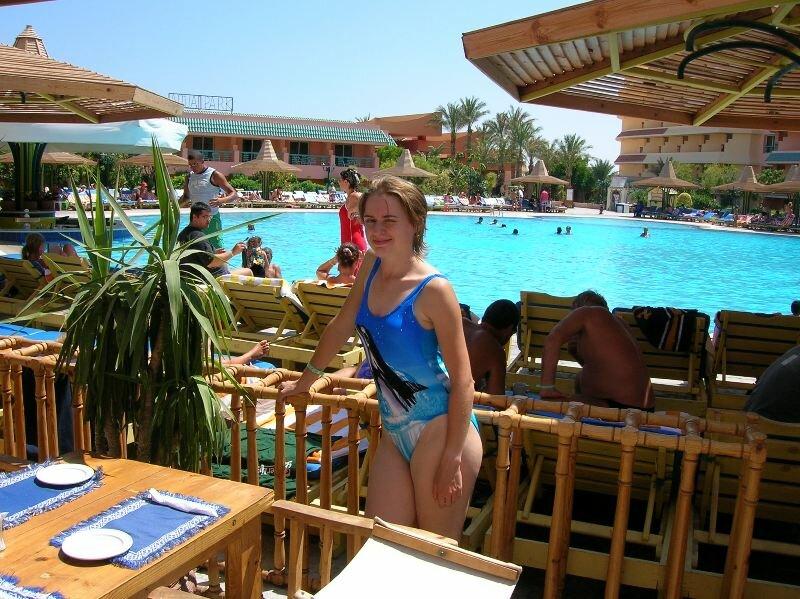 отель Sinbad Aqua Park - мне очень понравился