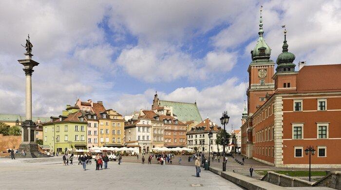 Что посмотреть из достопримечательностей и попробовать из еды в Варшаве?