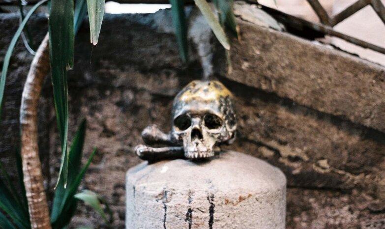 Про черепа и поиск суженого в Неаполе