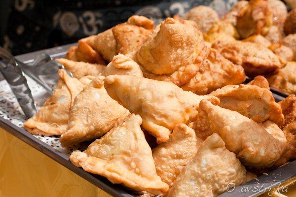 Субботнее чревоугодие, или фестиваль мировой еды в Москве