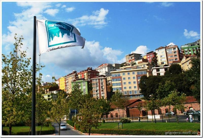 Застройка Стамбула