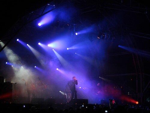 События 2011 года. Музыкальный Фестиваль PRIMAVERA SOUND 2011