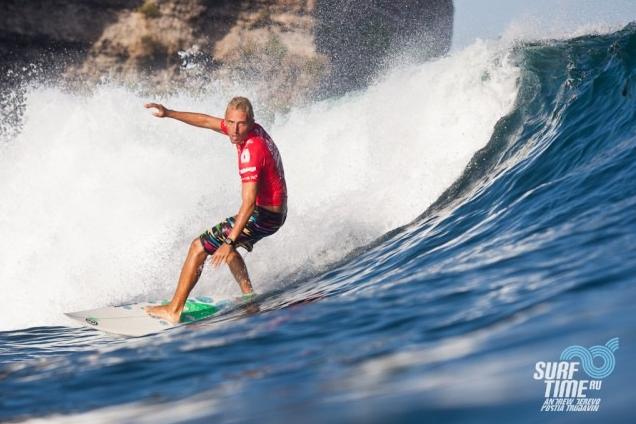 Сергей Расшиваев. Серфинг на Бали.