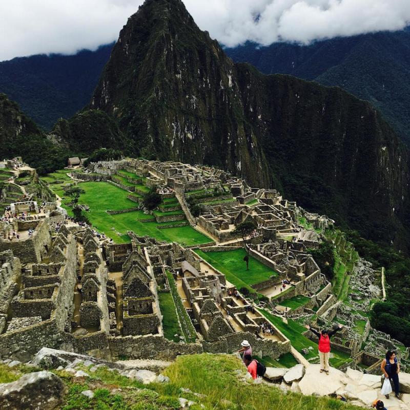 Путешествовать по Перу как Гвинет Пелтроу