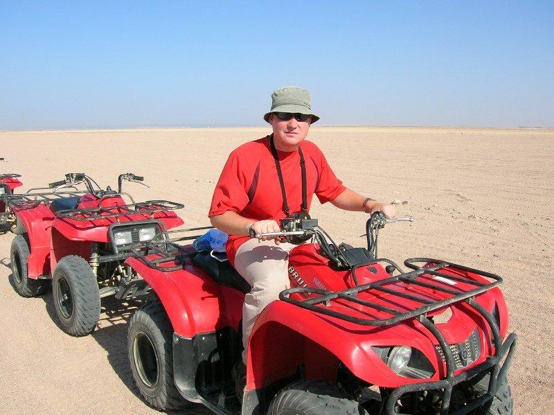 джиппинг по пустыне в деревню бедуинов