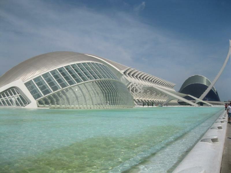 Покоряясь Испании. Часть 3: Valencia