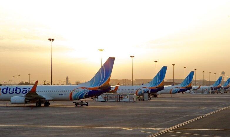 Flydubai запускает пять новых маршрутов