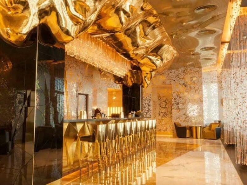 «Золотой бар» появится в Дубае
