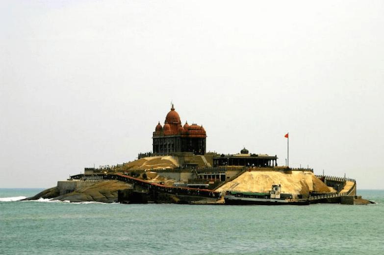 Каньякумари - самая южная точка Индии