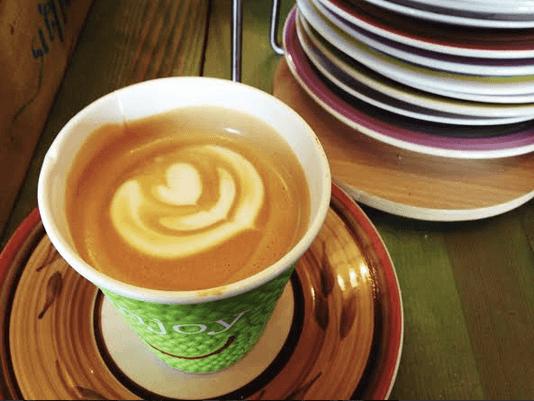 Кофе в Петербурге