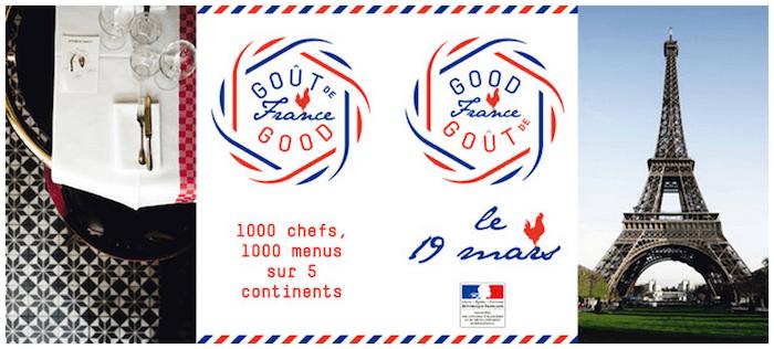 """Фестиваль еды """"Good France"""" пройдёт в 150 странах мира"""