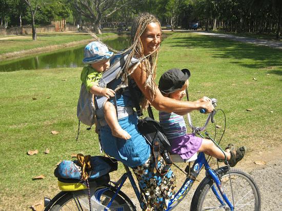Самостоятельные путешествия с детьми