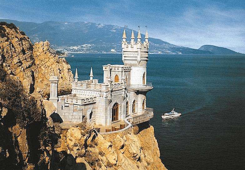 Великолепная архитектура Крыма