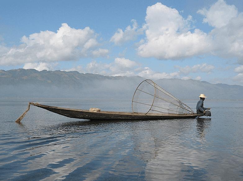 Священная Бирма – страна золотых пагод