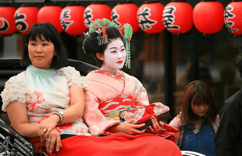 Японские праздники в мае