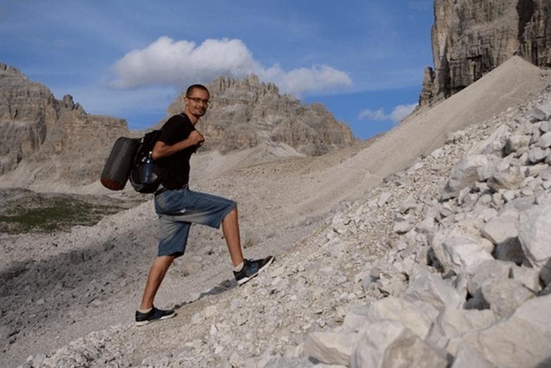 Книга о трудах и днях волонтера в горной Италии