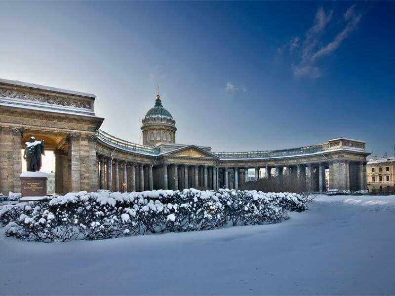 Власти Петербурга хотят привлекать больше туристов в зимнее время