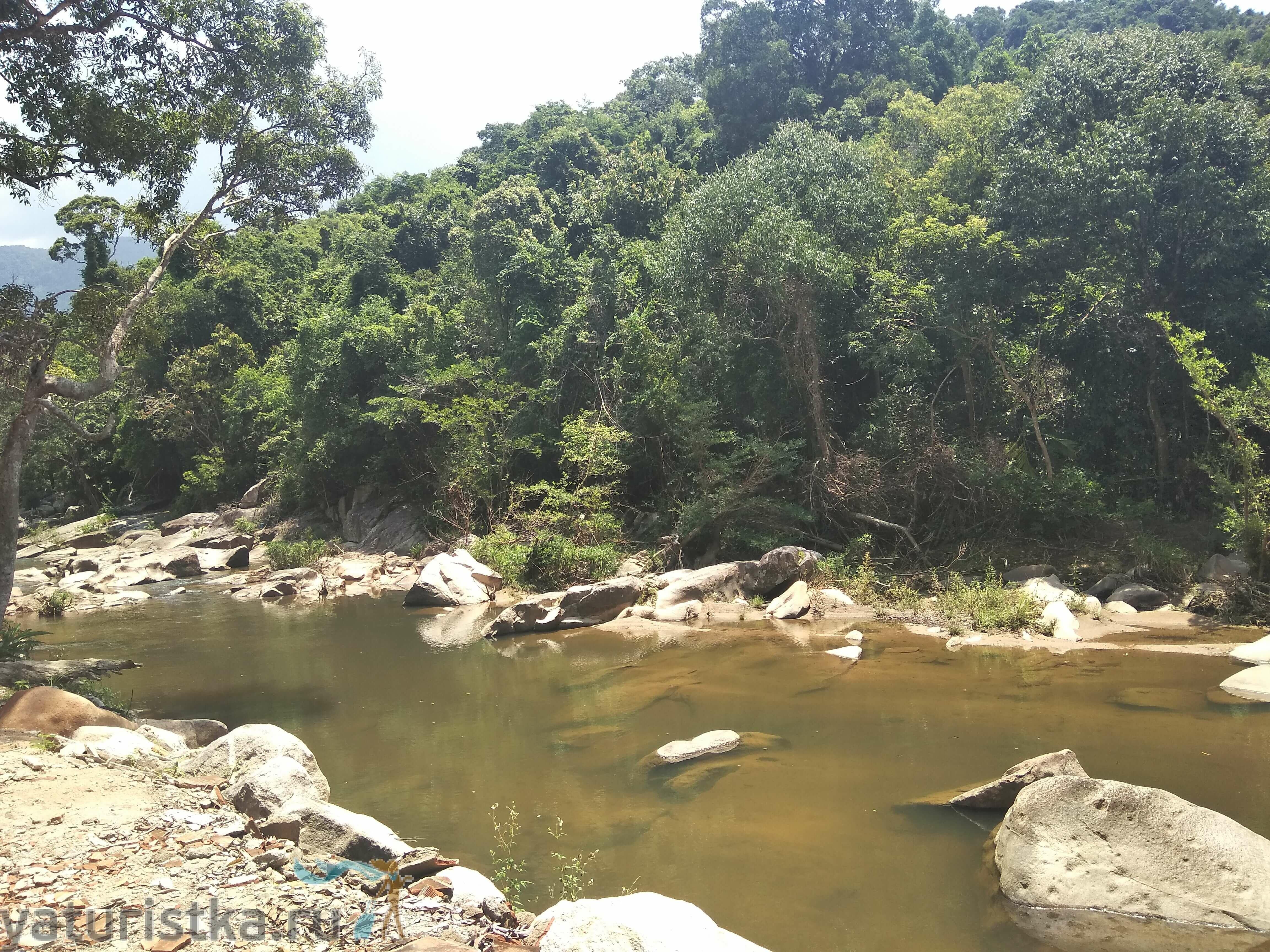 Водопады Бо Ха во Вьетнаме